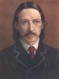 Robert Louis Stevenson profil resmi