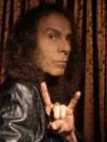 Ronnie James Dio profil resmi