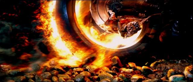 Ghost Rider 2 36 - Hayalet S�r�c� 2: �ntikam Ate�i (Ghost Rider: Spirit of Vengeance)