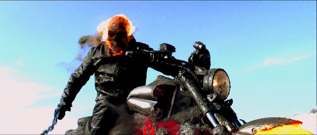 Ghost Rider 2 37 - Hayalet S�r�c� 2: �ntikam Ate�i (Ghost Rider: Spirit of Vengeance)