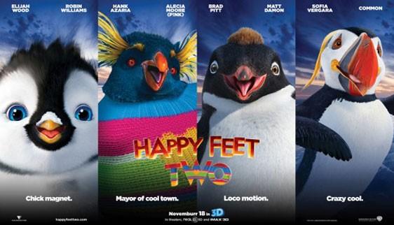 neseli ayaklar 2 6 - Ne�eli Ayaklar 2 (Happy Feet 2 in 3D)