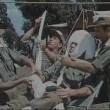 Tres De La Cruz Roja Resimleri