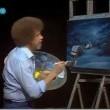 Bob Ross'la Resim Sevinci Resimleri