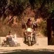 Motorsikletli çocuklar Resimleri