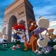 Rugratlar Paris'te Resimleri
