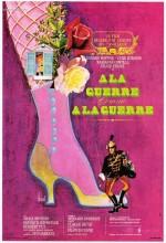 À La Guerre Comme à La Guerre (1972) afişi