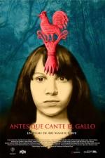 Antes Que Cante El Gallo (2016) afişi