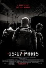 15:17 Paris Treni (2018) afişi