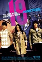 19-nineteen (2009) afişi