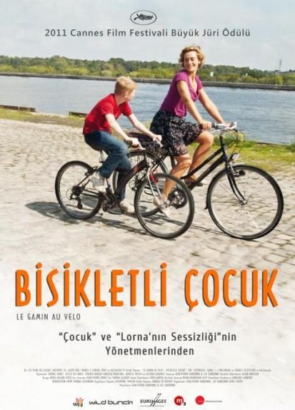Bisikletli Çocuk (2011) afişi