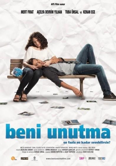 Beni Unutma (2011) afişi