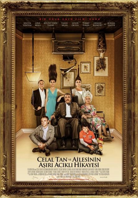 Celal Tan ve Ailesinin Aşırı Acıklı Hikayesi Full HD 2011 izle
