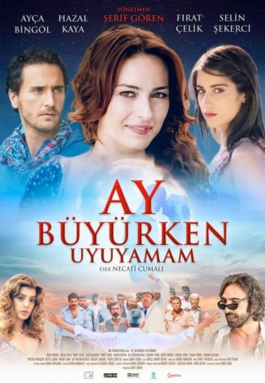 Ay Büyürken Uyuyamam (2011) afişi