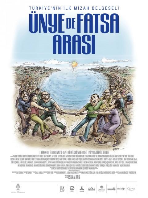 Ünye de Fatsa Arası (2011) afişi