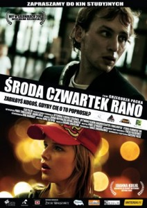 Sroda Czwartek Rano (2007) afişi