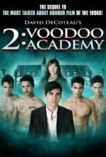 2: Voodoo Academy (2012) afişi