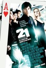 21 (2008) afişi