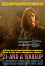 21 and a Wake Up (2009) afişi