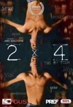2by4 (1998) afişi