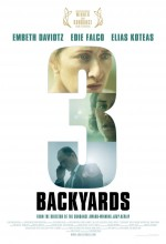 3 Backyards (2010) afişi