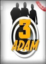 3 Adam (2015) afişi