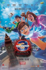 3 Bahadur: The Revenge of Baba Balaam  (2016) afişi