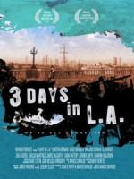 3 Days In L.A. (2009) afişi