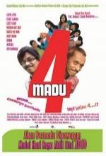 4 Madu (2010) afişi