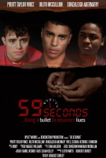 59 Seconds (2016) afişi