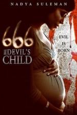 666 the Devil's Child (2014) afişi