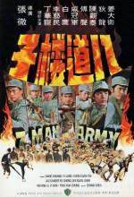 7 Man Army (1976) afişi
