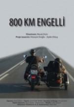 800 km Engelli