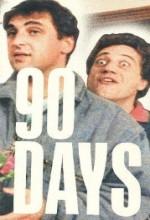 90 Days (1985) afişi