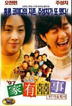 97 Ga Yau Hei Si (1997) afişi