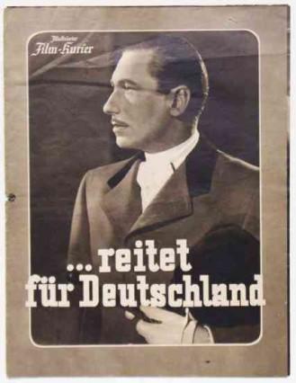 ...reitet Für Deutschland (1941) afişi