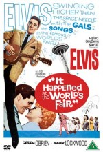 It Happened At The World's Fair (1963) afişi
