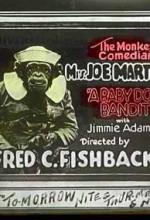 A Baby Doll Bandit (1920) afişi