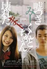 A Liar And A Broken Girl (2011) afişi