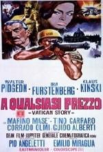 A Qualsiasi Prezzo (1968) afişi