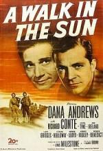 A Walk in The Sun (1945) afişi