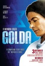 Golda Adında Bir Kadın (1982) afişi