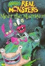 Aaahh!!! Real Monsters (1994) afişi
