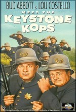 Abbott And Costello Meet The Keystone Kops (1955) afişi