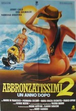Abbronzatissimi 2 - Un Anno Dopo (1993) afişi