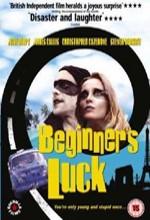Acemi şansı (2001) afişi