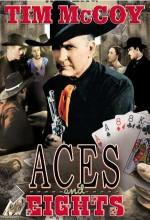 Aces And Eights (1936) afişi