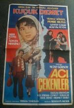 Acı Çekenler (1987) afişi