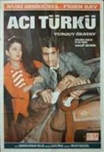 Acı Türkü (1967) afişi