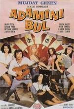 Adamını Bul (1975) afişi