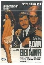 Adım Beladır (1970) afişi
